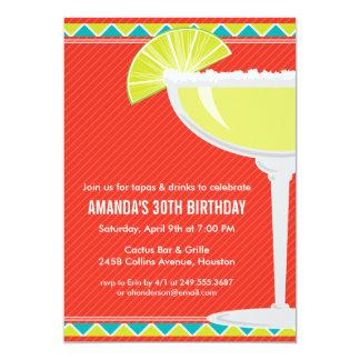Margarita Party Invitation