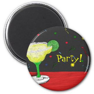 Margarita Party! Magnet