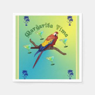 Margarita Party Paper Napkin