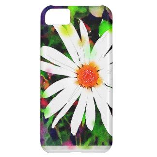 Margarita pintada acuarela funda para iPhone 5C