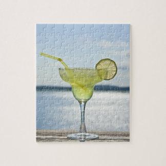 Margarita por el mar rompecabezas