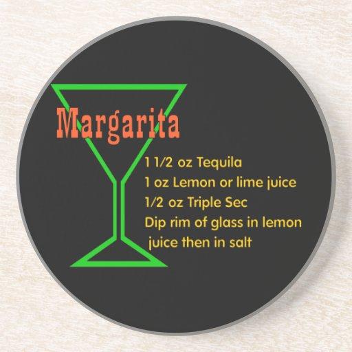 Margarita Posavasos Para Bebidas
