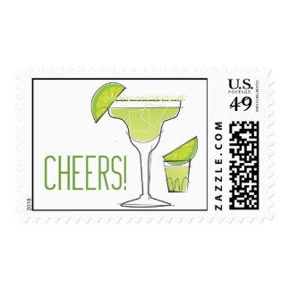 Margarita Postage Stamp