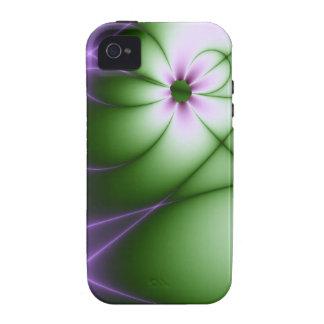 Margarita púrpura iPhone 4/4S carcasa