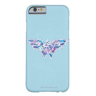 Margarita púrpura WW Funda Para iPhone 6 Barely There
