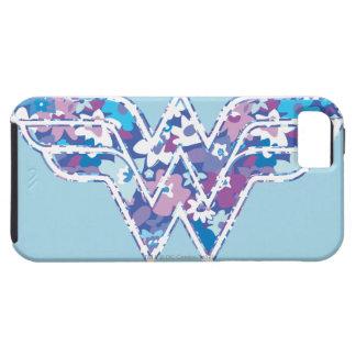 Margarita púrpura WW iPhone 5 Fundas