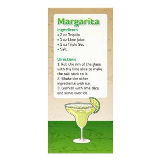 Margarita Rack Card