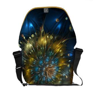 Margarita Rickshaw Messenger Bag