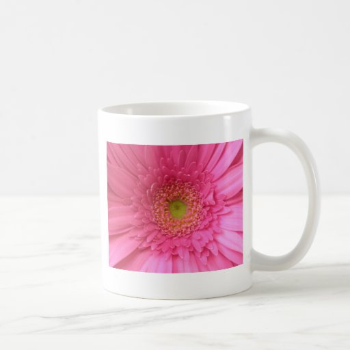 Margarita rosada de Gerber Tazas De Café