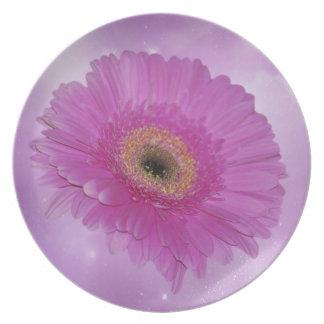 Margarita rosada y púrpura de Gerber Platos
