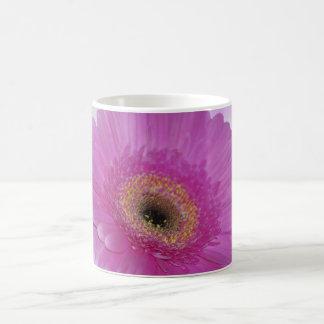 Margarita rosada y púrpura de Gerber Taza Clásica