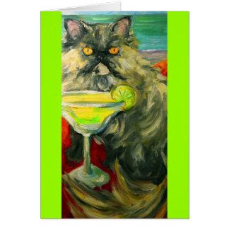 Margarita Ruby Card