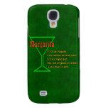 Margarita Samsung Galaxy S4 Cases