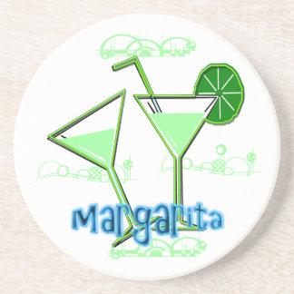 Margarita Sandstone Drink Coaster