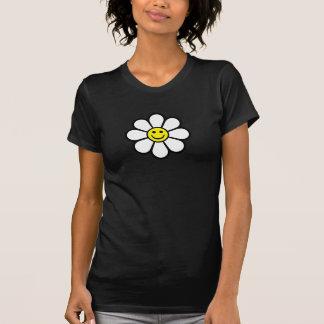 Margarita sonriente camiseta