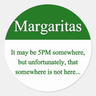 Margarita Sticker