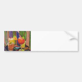 Margarita Tequila Ole ! Bumper Sticker