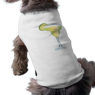 Margarita Time Pet T Shirt