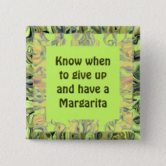 margarita time pin