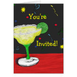 Margarita usted es tarjeta invitada