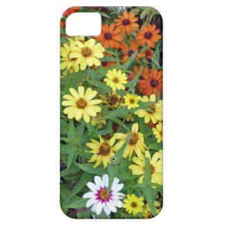 Margaritas amarillas iPhone 5 protector