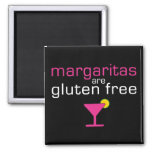 Margaritas are Gluten Free Magnets