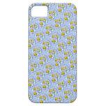 Margaritas azules iPhone 5 Case-Mate protectores