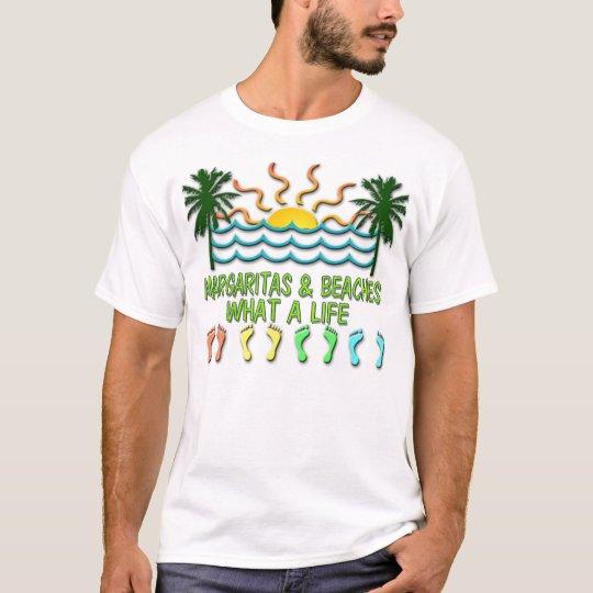 Margaritas & Beaches T-Shirt