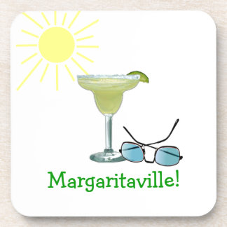 Margaritas Beverage Coaster