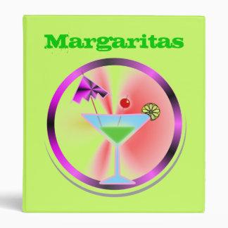 Margaritas Binder Collections of Margarita Recipes