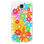Margaritas - caso vivo de HTC Funda Para Galaxy S4
