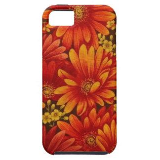 Margaritas de Gerbra iPhone 5 Case-Mate Fundas
