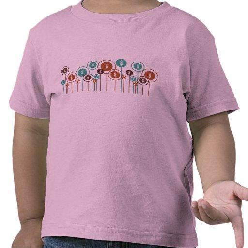 Margaritas de la obstetricia camisetas