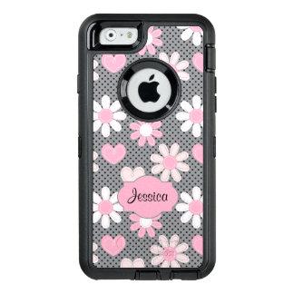 margaritas del caso el | del iPhone 6/6s, lunares, Funda OtterBox Defender Para iPhone 6