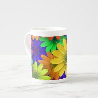 Margaritas del Gerbera Taza De Porcelana