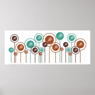 Margaritas del Racquetball Poster