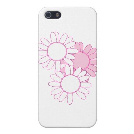Margaritas iPhone 5 Protectores