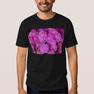 Margaritas púrpuras playera