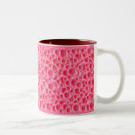 Margaritas rosadas de Gerber Tazas De Café