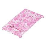 Margaritas rosadas iPad mini cobertura
