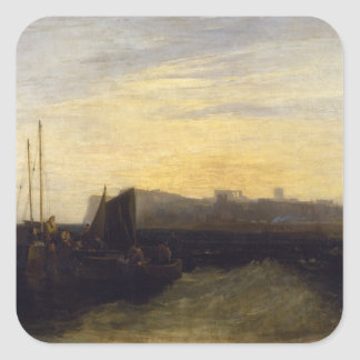 Margate, c.1808 square sticker