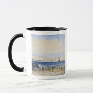 Margate, c.1822 (w/c on paper) mug