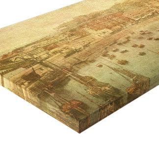 Margate Translated Canvas Print