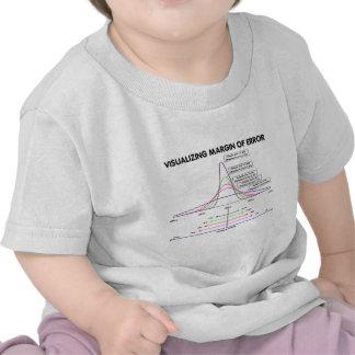 Margen de error de visualización camisetas