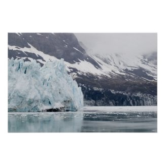 Margerie and Grand Pacific Glaciers print
