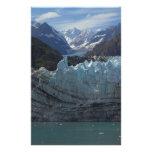 Margerie Glacier Alaska Customized Stationery