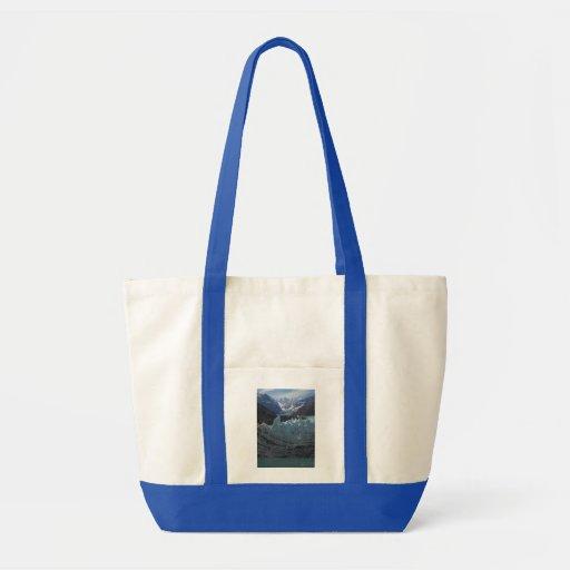 Margerie Glacier Alaska Impulse Tote Bag