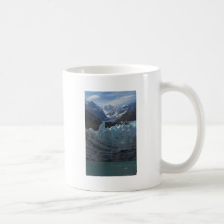Margerie Glacier Alaska Classic White Coffee Mug