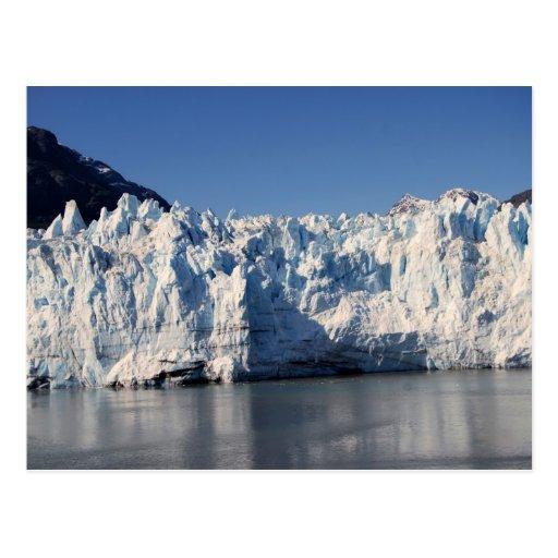 Margerie Glacier, Alaska Postcard