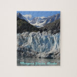 """Margerie Glacier, Alaska Puzzle<br><div class=""""desc"""">You and your family can rediscover the beauty of the Margerie Glacier in Alaska with this fun puzzle!</div>"""